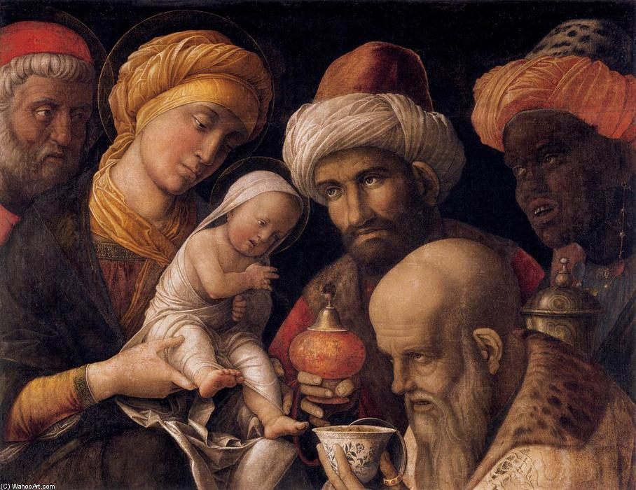 Mantegna-Adorazione deiMagi