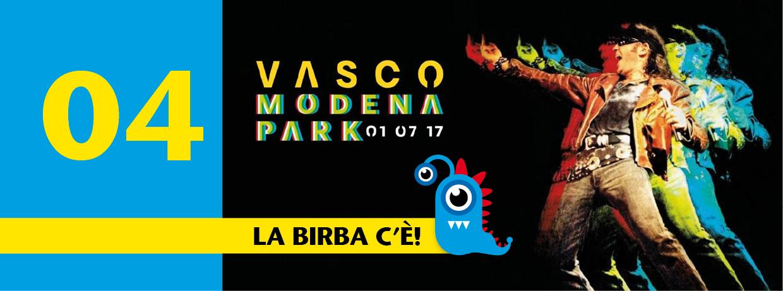 Se hai il concerto di Vasco sotto casa: vigilantes