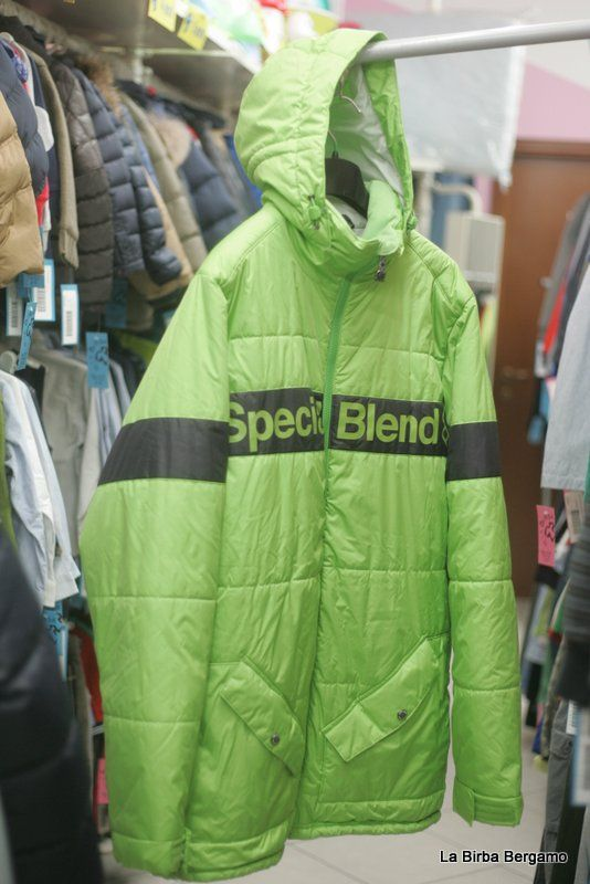 GIACCA SNOWBOARD SPECIAL BLEND
