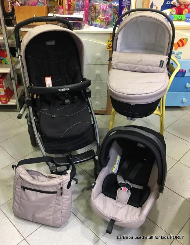 TRIO MODULAR BOOK 51 PLUS PEG PEREGO