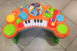 COMBO MUSICALE 10 IN 1 BLUE BOX