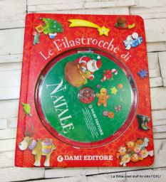 LE FILASTROCCHE DI NATALE + CD DAMI