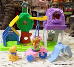 PARCO GIOCHI LITTLE PEOPLE FISHER PRICE