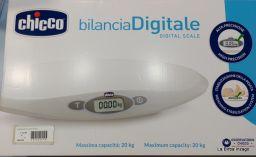 BILANCIA DIGITAL SCALE CHICCO