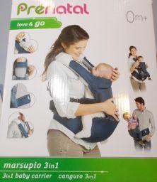 MARSUPIO 3 IN 1 PRENATAL LOVE & GO