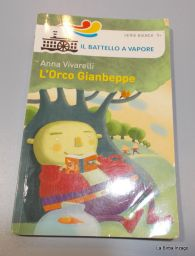 LIBRO L'ORCO GIANBEPPE