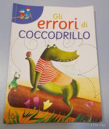 LIBRO GLI ERRORI DI COCCODRILLO