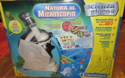 NATURA AL MICROSCOPIO