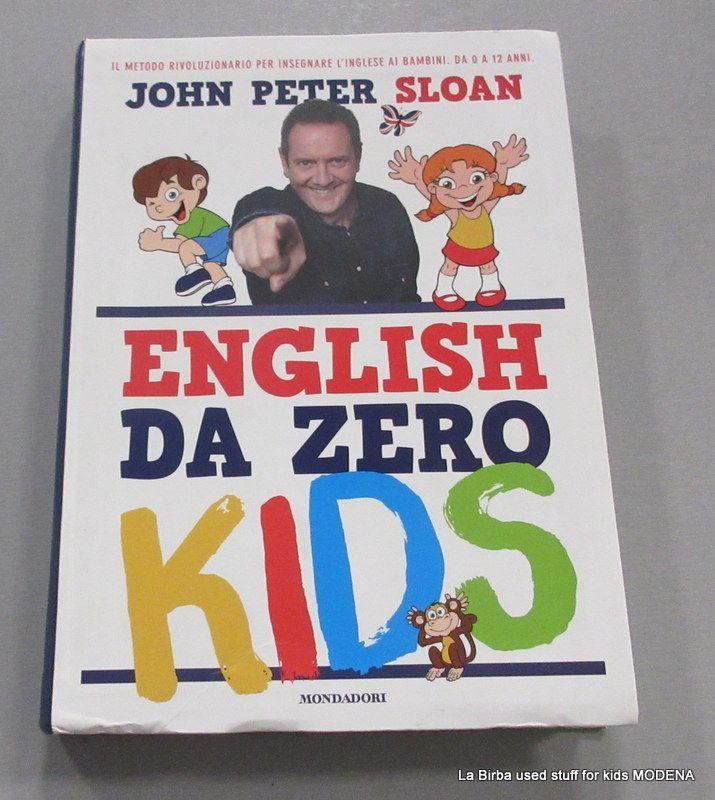 LIBRO ENGLISH DA ZERO KIDS