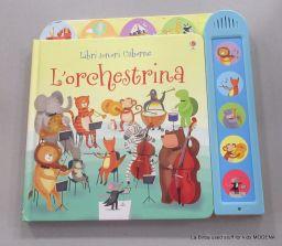 LIBRO CART SONORO L ORCHESTRINA