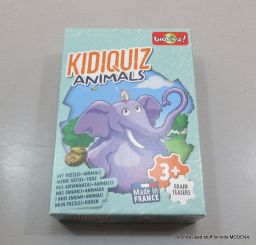 KIDIQUIZ ANIMALS