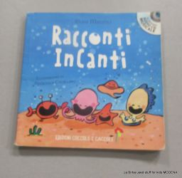 LIBRO + CD RACCONTI INCANTATI