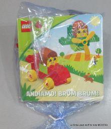 LEGO DUPLO ANDIAMO BRUM BRUM 6760