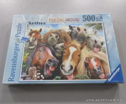 PUZZLE  500 PZ  RAVESBURGER NUOVO