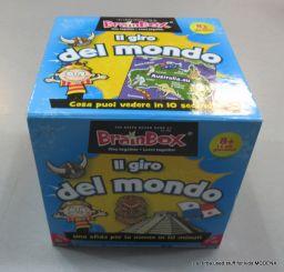 IL GIRO DEL MONDO BRAINBOX