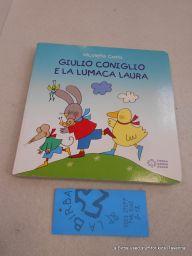 LIBRO GIULIO CONIGLIO