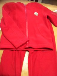 COMPLETO  PILE MONCLER