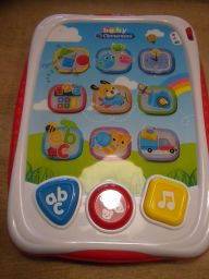 BABY TABLET CLEMENTONI