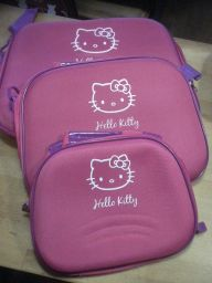 SET 3 BORSE HELLO KITTY