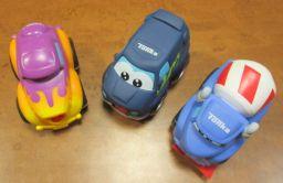 TONKA CAMION CARS PZ. 3