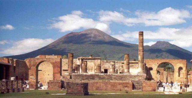 La scoperta di Pompei