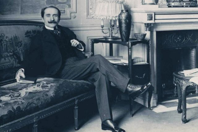 Il 1 aprile 1868 nasce Edmond Rostand