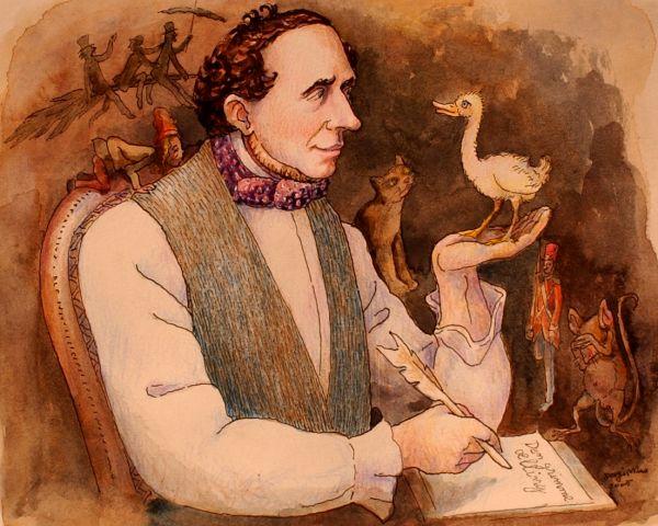 Il 2 aprile 1805 nasce Hans Christian Andersen