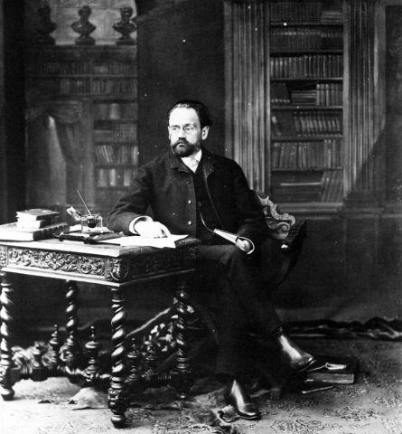 Il 2 aprile 1840 nasce Émile Zola