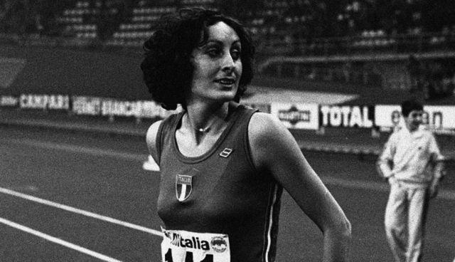 Record mondiale per Sara Simeoni