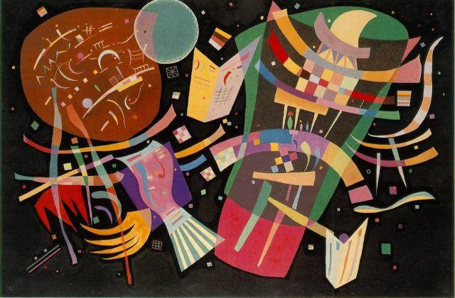 Il 4 dicembre 1866 nasce Vassily Kandinsky
