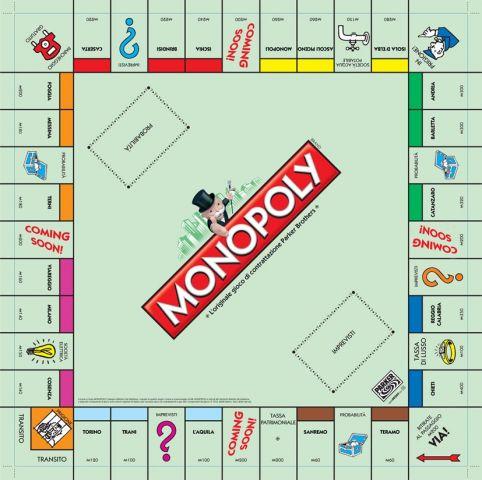 Esce il Monopoli