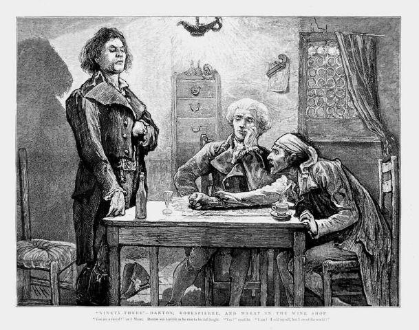 Il 6 maggio 1758 nasce Maximilien de Robespierre