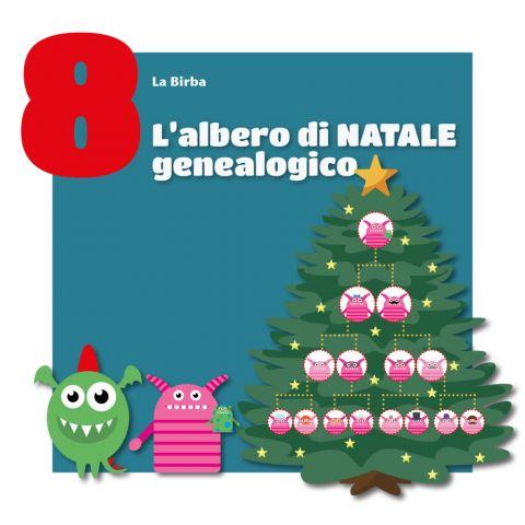 L'albero di NATALE genealogico