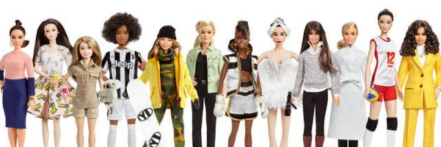 Le nuove Barbie scienziate ed eroine dell'ambiente