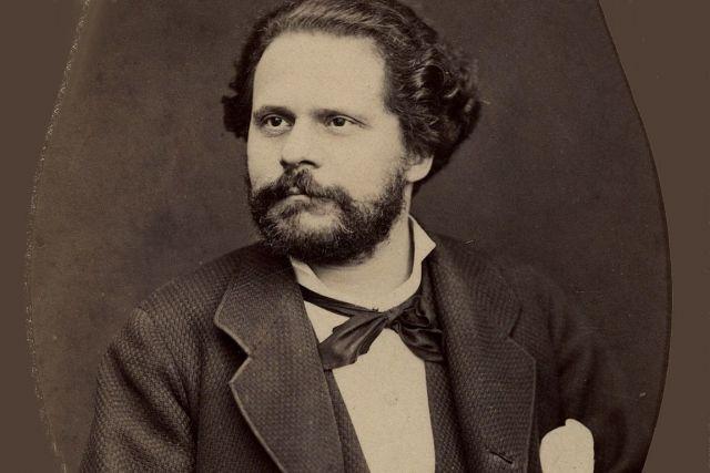 Giosuè Carducci vinceil premio Nobel per la letteratura.
