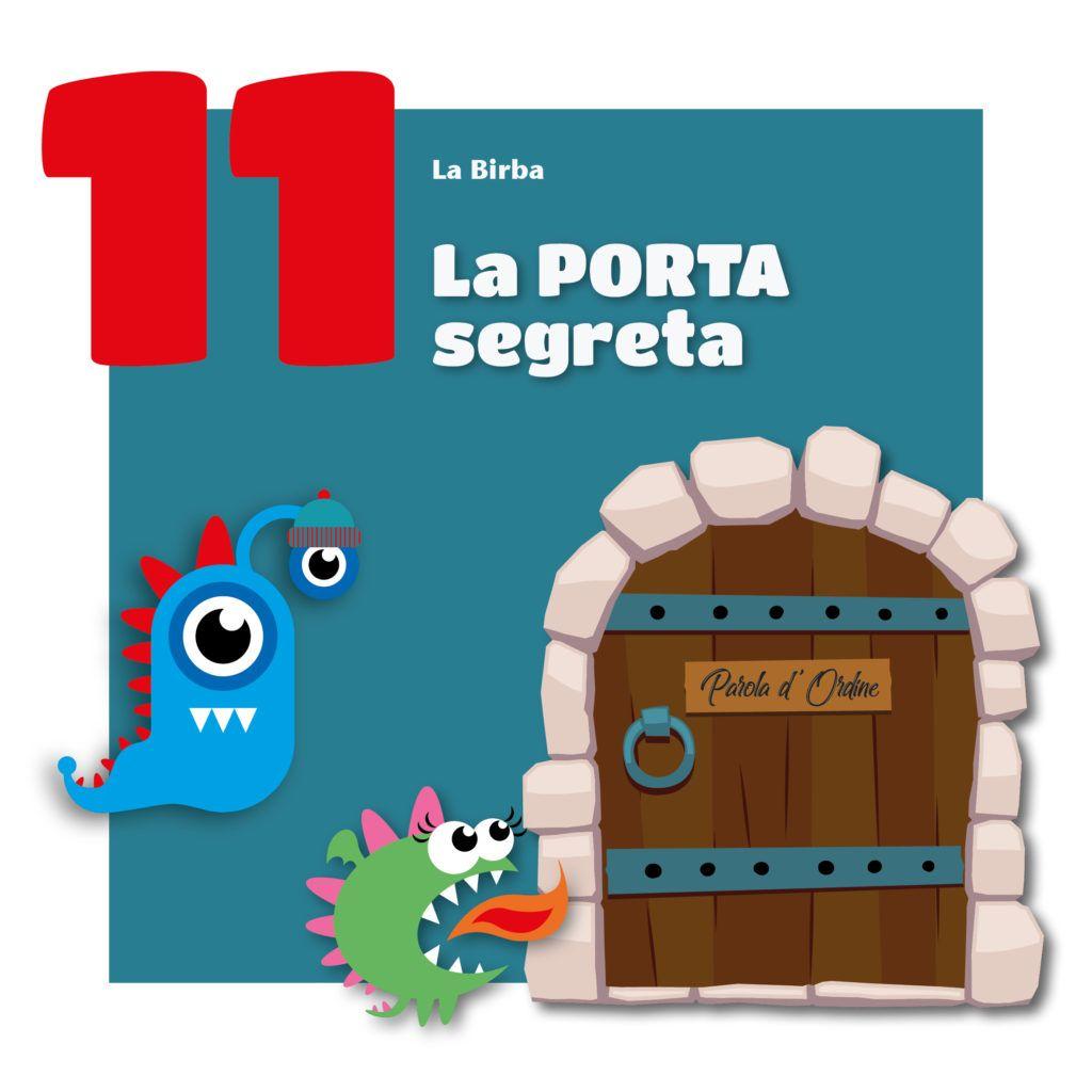 La PORTA segreta