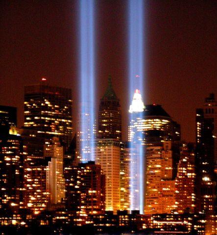 L'11 settembre, le Torri Gemelle