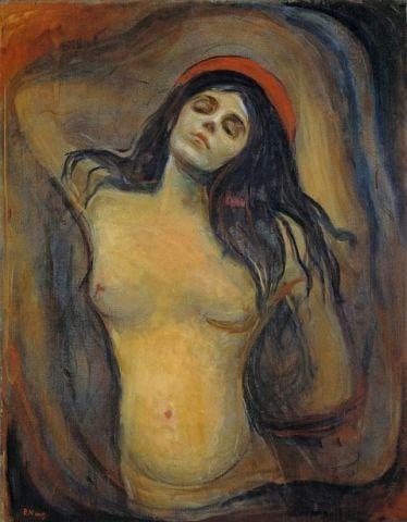 Il 12 dicembre 1863 nasce Edvard Munch