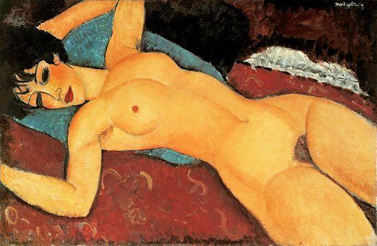 Il 12 luglio 1884 nasce Amedeo Modigliani