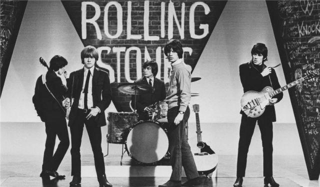 Il debutto dei Rolling Stones