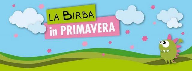 Alla Birba la primavera arriva prima!