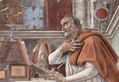 Il 13 novembre 354 nasce Sant'Agostino