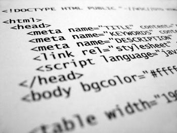 Nasce l'HTML