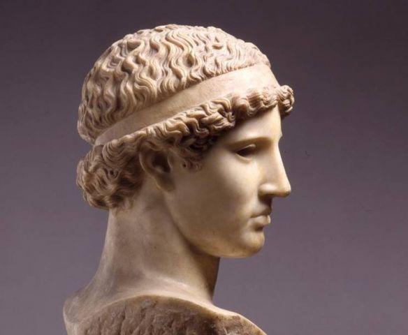 Nel 490 a.C. nasce Fidia