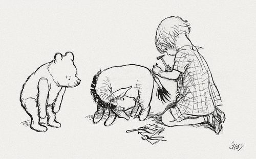 Nasce Winnie the Pooh