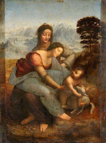 Il 15 aprile 1452 nasce Leonardo Da Vinci