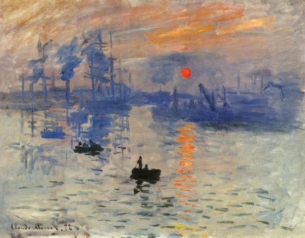 La prima mostra degli Impressionisti