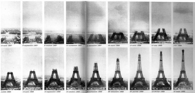 Il 15 dicembre 1832 nasce Gustave Eiffel