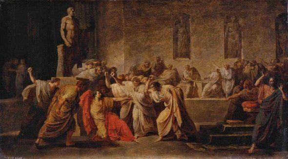 Giulio Cesare e le Idi di Marzo