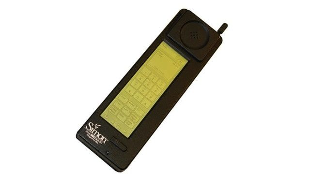 Il primo smartphone